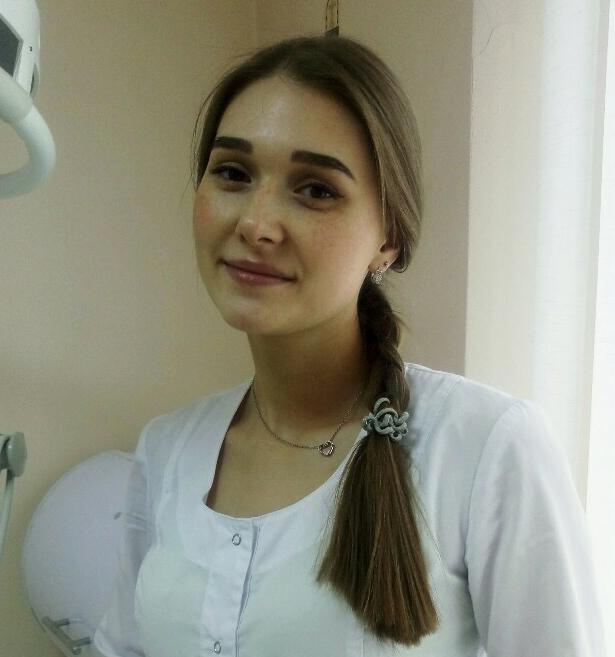Меховская Валерия - ассистент стоматолога